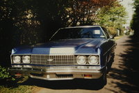 1973 Chevrolet Impala Picture Gallery