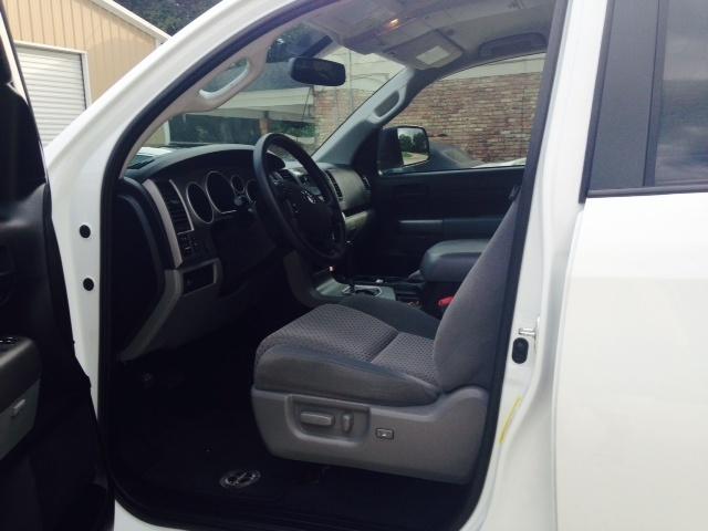 2013 Toyota Tundra - Interior Pictures - CarGurus