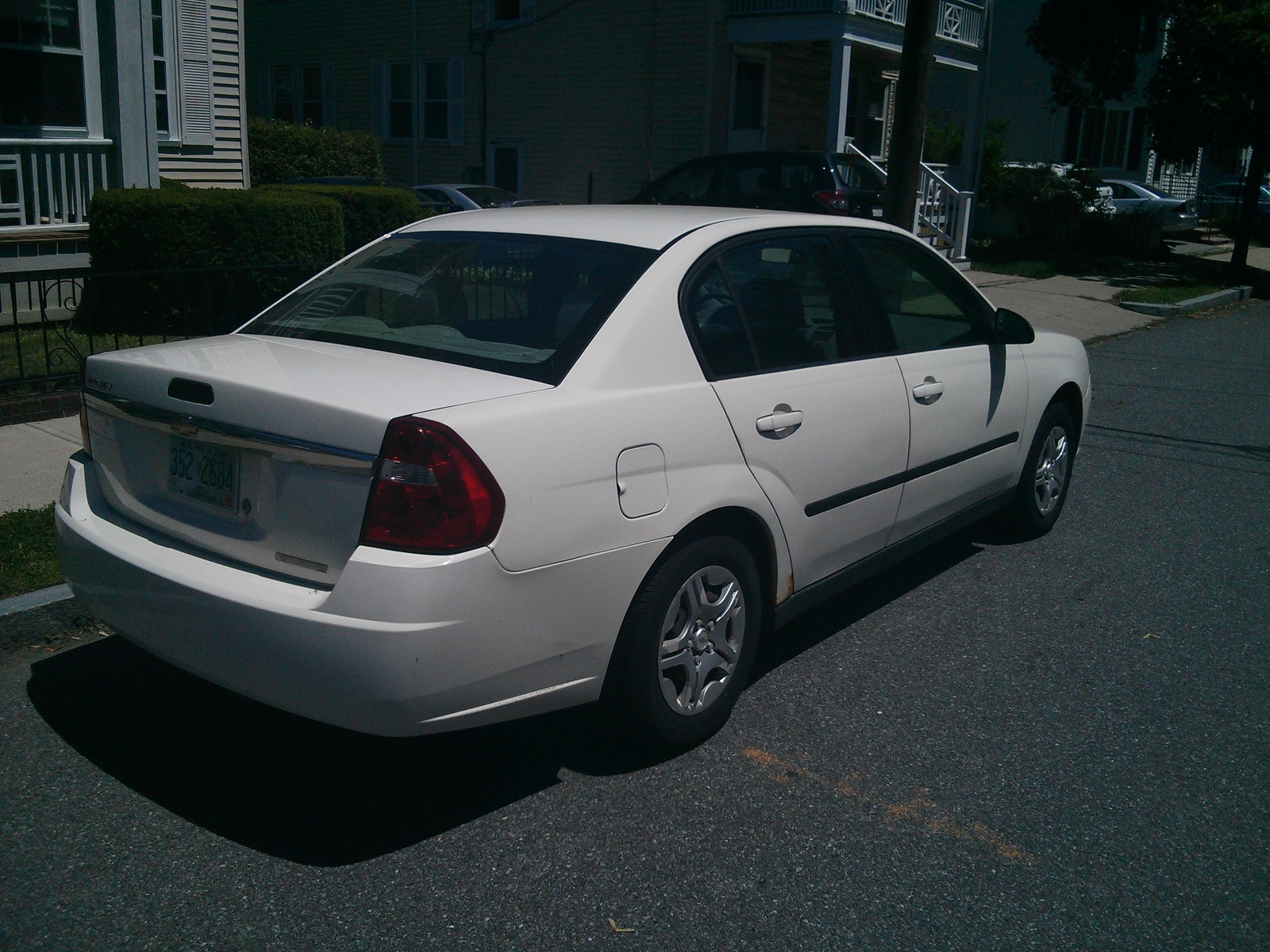 2005 Chevrolet Malibu - Overview
