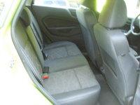 Picture of 2013 Ford Fiesta SE Hatchback, interior