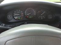 Picture of 2000 Buick Regal GS, interior
