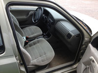 Picture of 1996 Volkswagen Jetta 4 Dr GL Sedan, interior, gallery_worthy