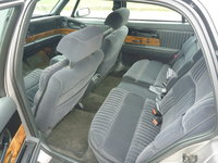 1995 Buick Park Avenue 4 Dr Base Sedan picture, interior