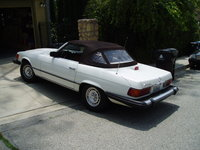 1972 Mercedes-Benz SL-Class Picture Gallery