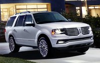2015 Lincoln Navigator Overview