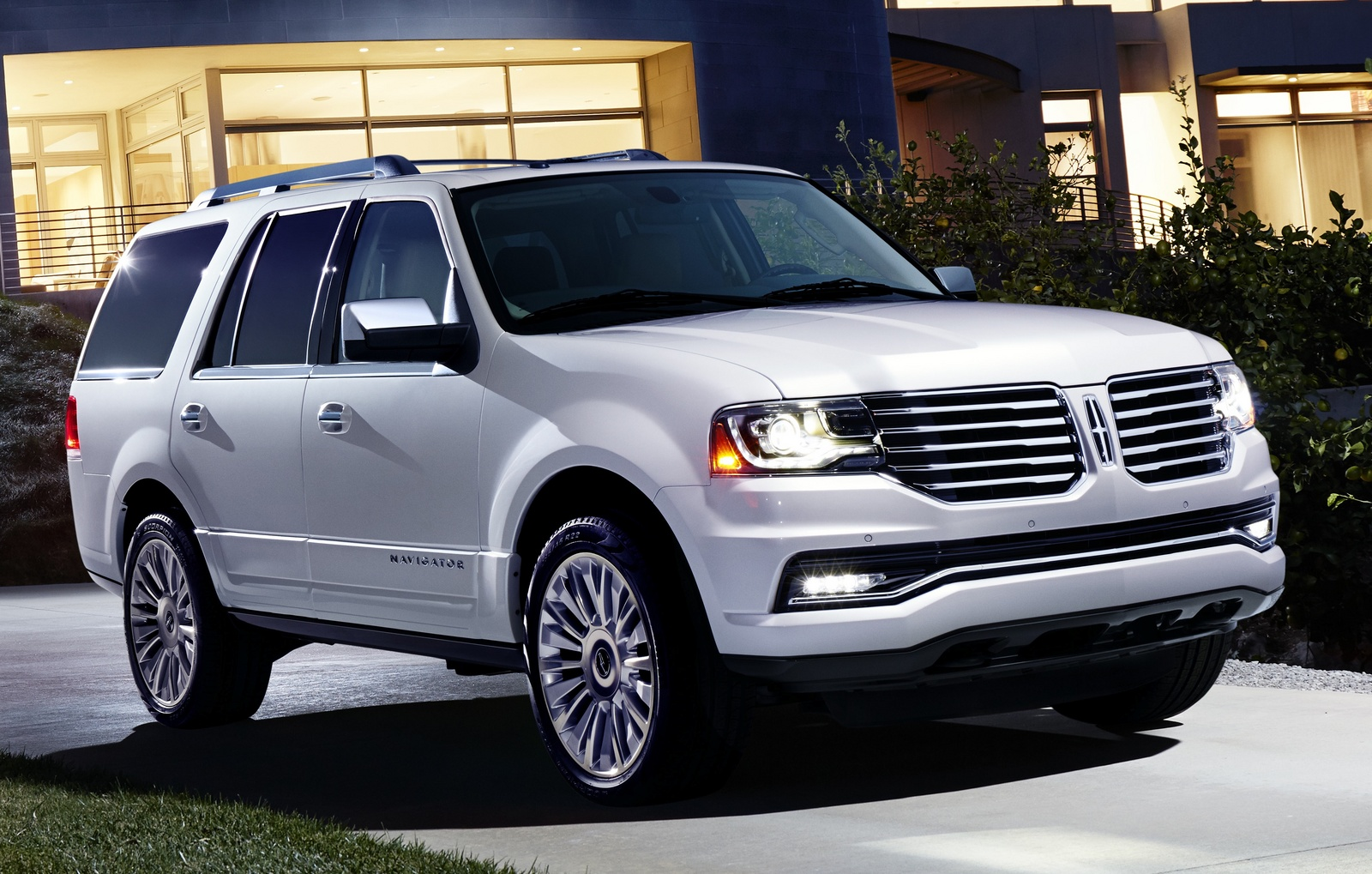 2015 Lincoln Navigator - Review - CarGurus