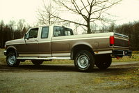 Picture of 1993 Ford F-250 2 Dr XL 4WD Extended Cab LB, exterior