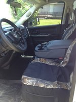 Picture of 2014 Ram 2500 Tradesman Crew Cab 8 ft. Bed 4WD, interior
