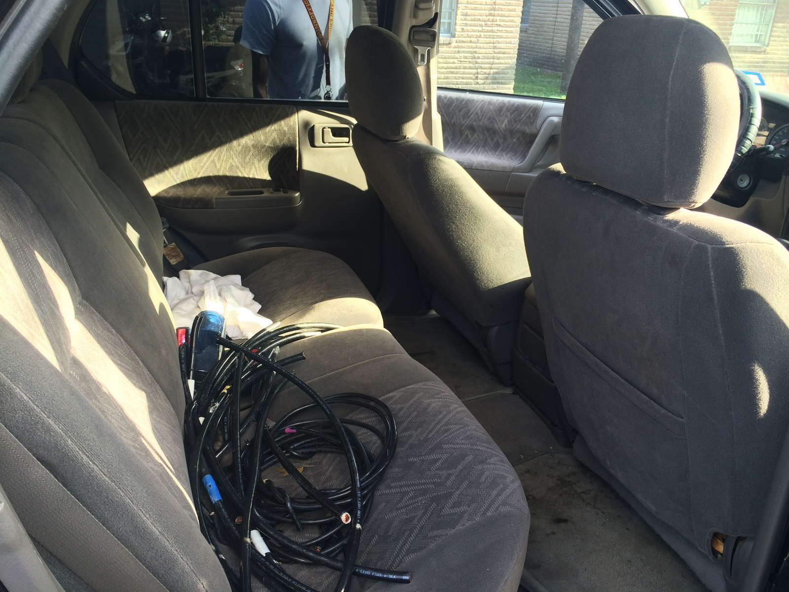 Picture of 2004 Isuzu Rodeo 3.5 S, interior