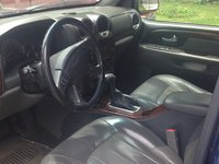 Picture of 2003 GMC Envoy 4 Dr SLE 4WD SUV, interior, gallery_worthy