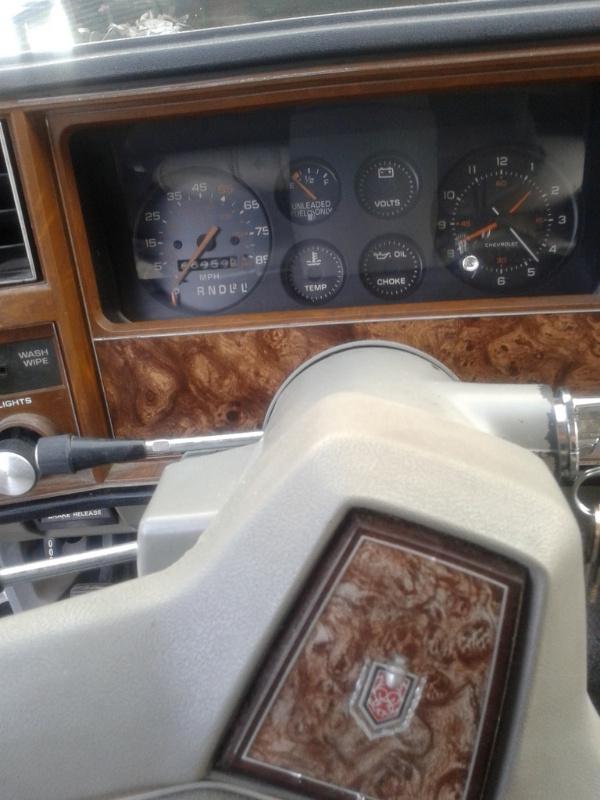 1980 Chevrolet Monte Carlo Interior Pictures Cargurus