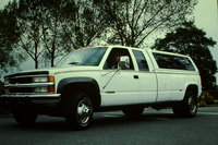 1995 Chevrolet C/K 3500 Ext. Cab 2WD picture, exterior
