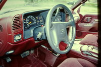 Picture of 1995 Chevrolet C/K 3500 Ext. Cab 2WD, interior