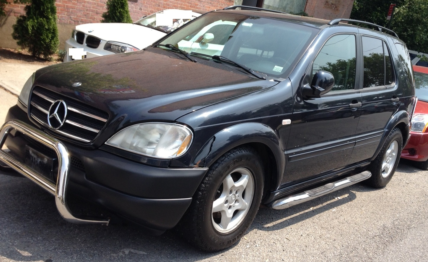 2000 mercedes benz m class pictures cargurus for Mercedes benz ml320