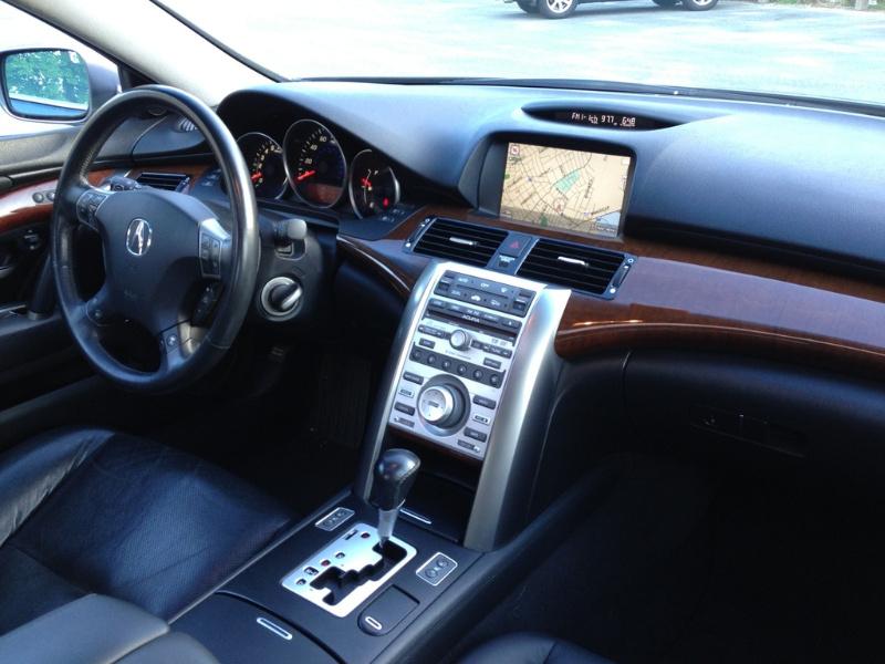 2006 Acura Rl Interior Pictures Cargurus
