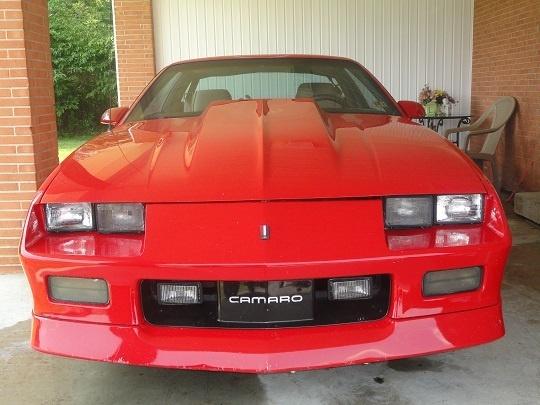 Chevrolet Camaro Questions - 1988 irocz28 camaro not getting fuel