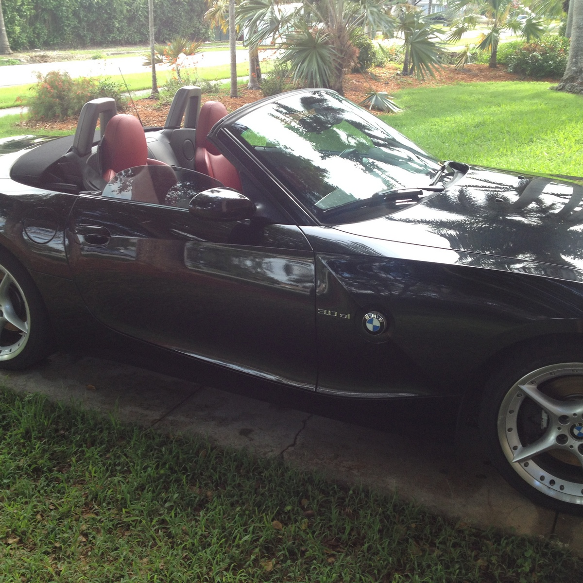 Bmw Z4 2 0 Review 2006