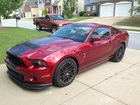 Picture of 2014 Ford Shelby GT500 Coupe, exterior, gallery_worthy