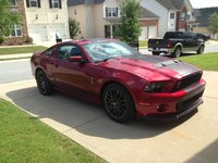 Picture of 2014 Ford Shelby GT500 Coupe, exterior