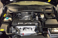 Picture of 2004 Volvo C70 2 Dr LPT Turbo Convertible, engine