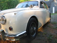 1967 Jaguar Mark 2 Overview