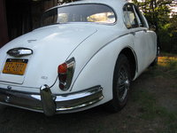 Picture of 1967 Jaguar Mark 2, exterior