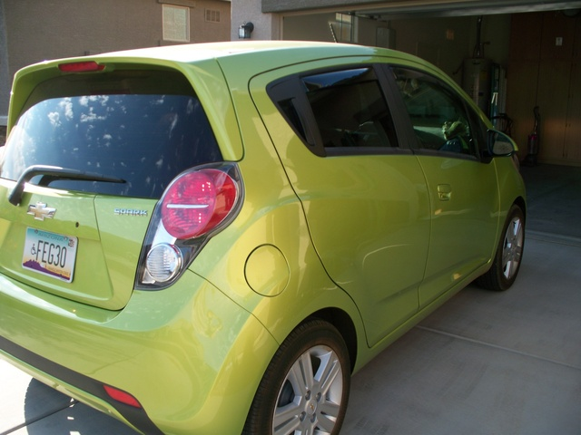 2014 Chevrolet Spark Overview Cargurus