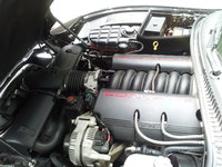 Picture of 1997 Chevrolet Corvette Coupe, engine