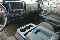 Picture of 2014 Chevrolet Silverado 1500 LT Crew Cab 4WD Z71, interior