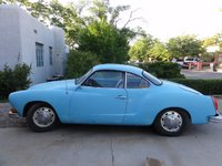 1974 Volkswagen Karmann Ghia Overview