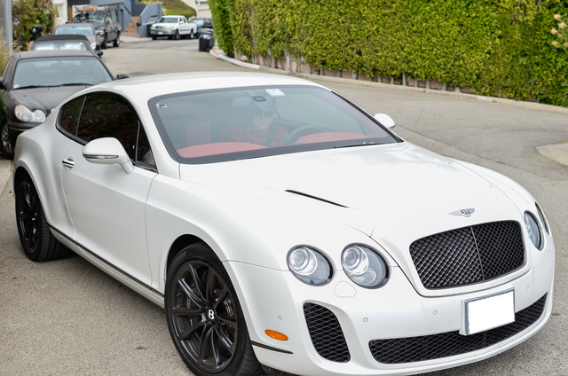 Foto de un 2010 Bentley Continental Supersports Coupe AWD