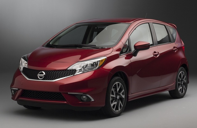 2015 Nissan Versa Note Test Drive Review