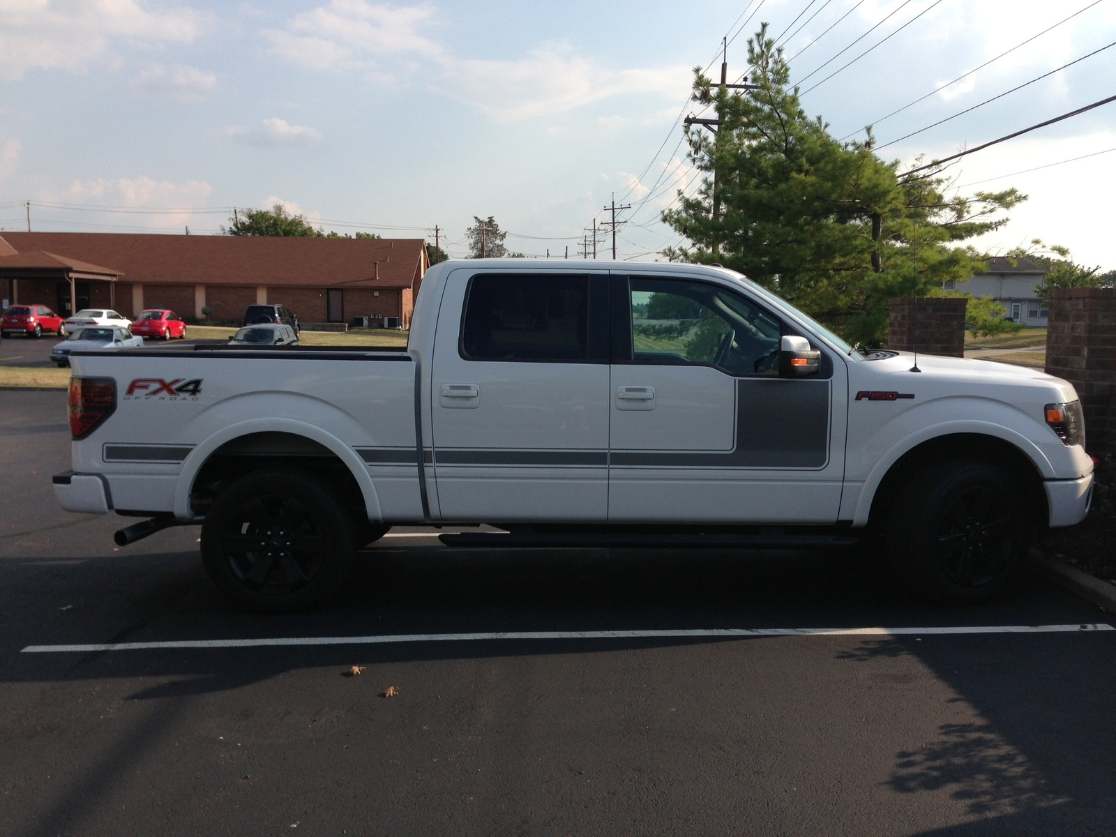 Picture of 2013 Ford F-150 FX4 SuperCrew 5.5ft Bed 4WD, exterior