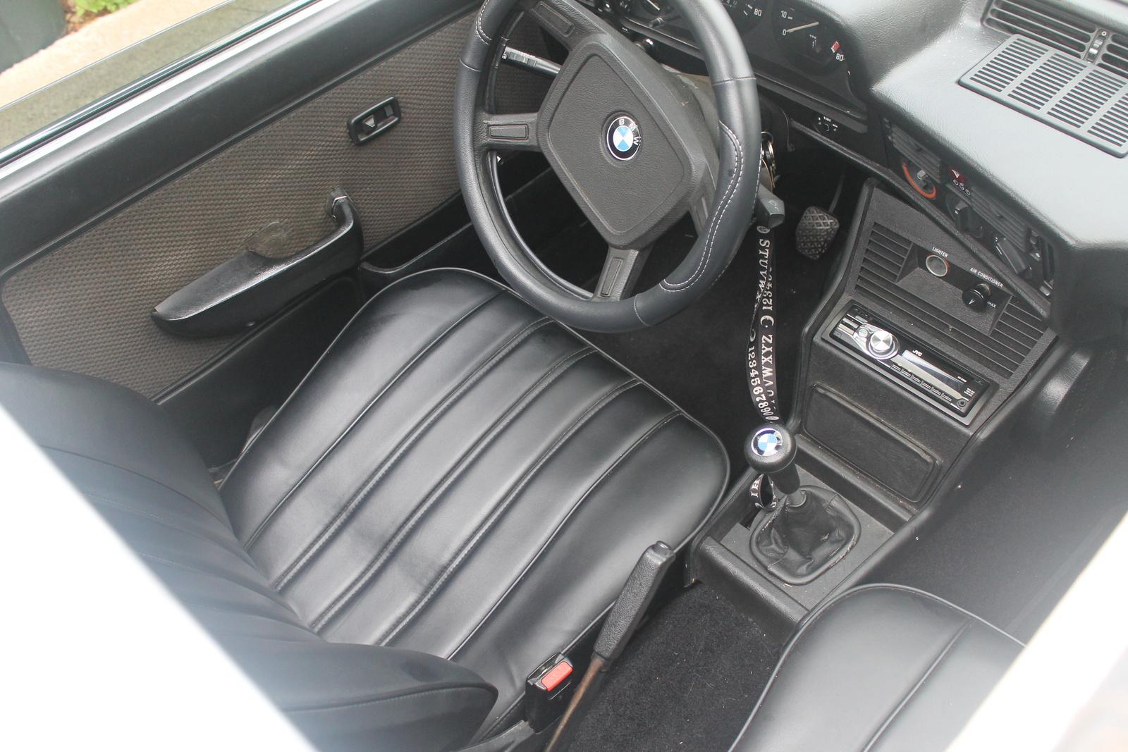 1983 Bmw 3 Series Interior Pictures Cargurus