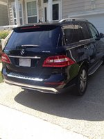 Picture of 2014 Mercedes-Benz M-Class ML350 4MATIC