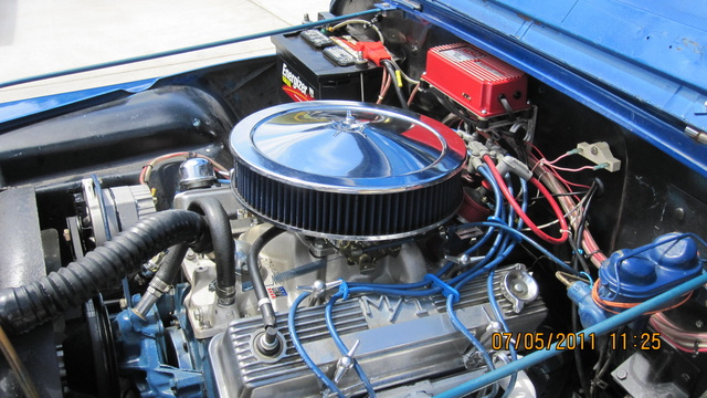 Picture of 1973 Jeep CJ5, engine