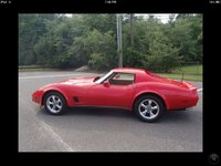 Picture of 1975 Chevrolet Corvette Coupe, exterior, gallery_worthy
