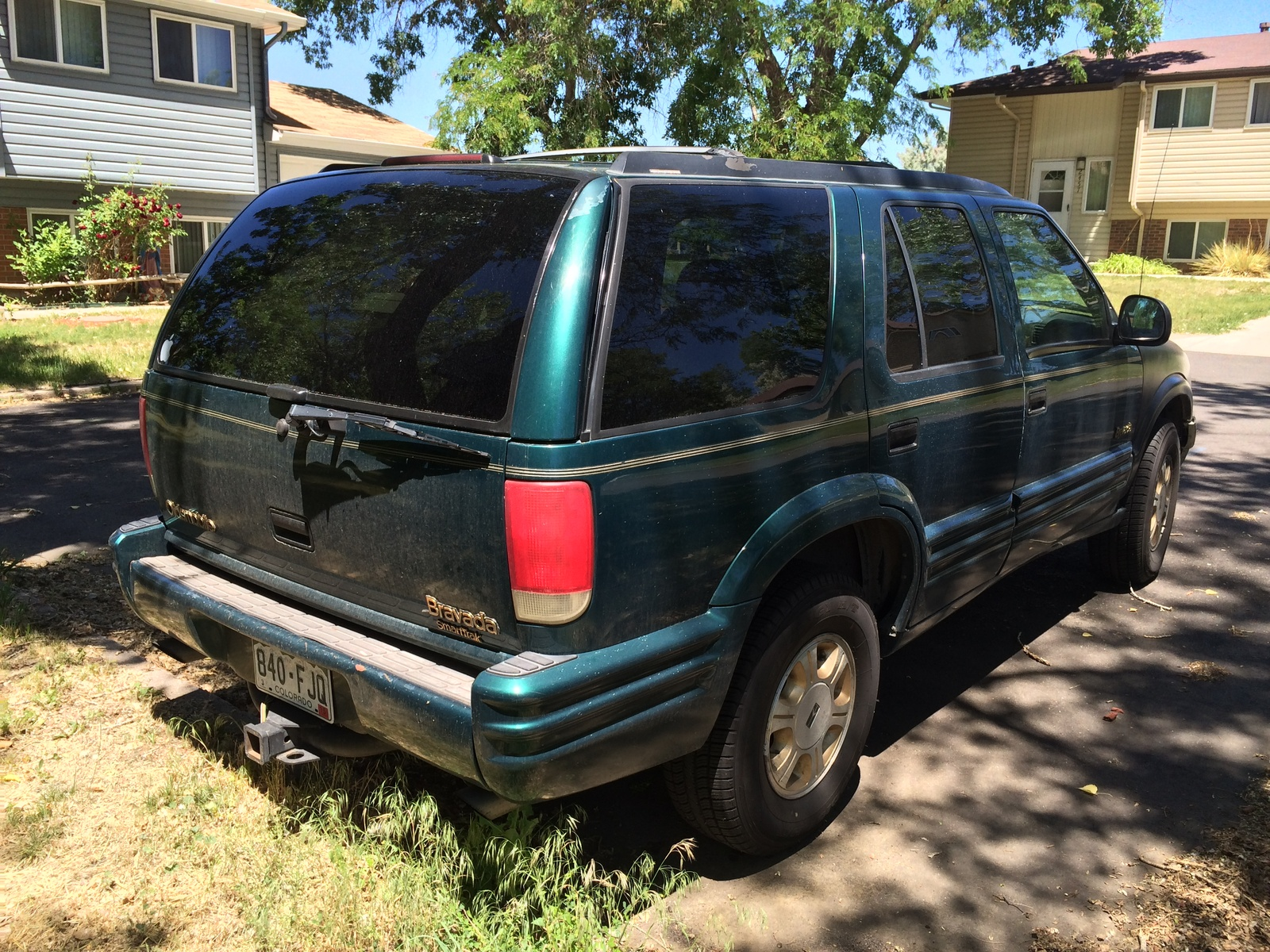 Picture of 1997 Oldsmobile Bravada 4 Dr STD AWD SUV