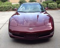 Picture of 2003 Chevrolet Corvette 50th Anniversary, exterior, gallery_worthy