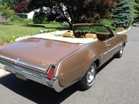1969 Oldsmobile Cutlass Supreme Overview