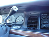 Picture of 1997 Ford Crown Victoria 4 Dr LX Sedan, interior