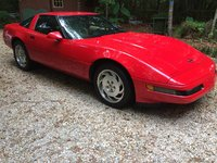 Picture of 1995 Chevrolet Corvette Convertible, exterior, gallery_worthy