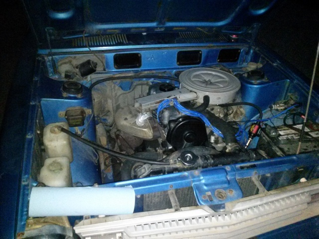 Picture of 1978 Dodge Colt, engine