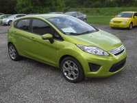 Picture of 2012 Ford Fiesta SES Hatchback, exterior