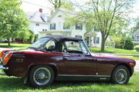 1971 MG Midget Overview