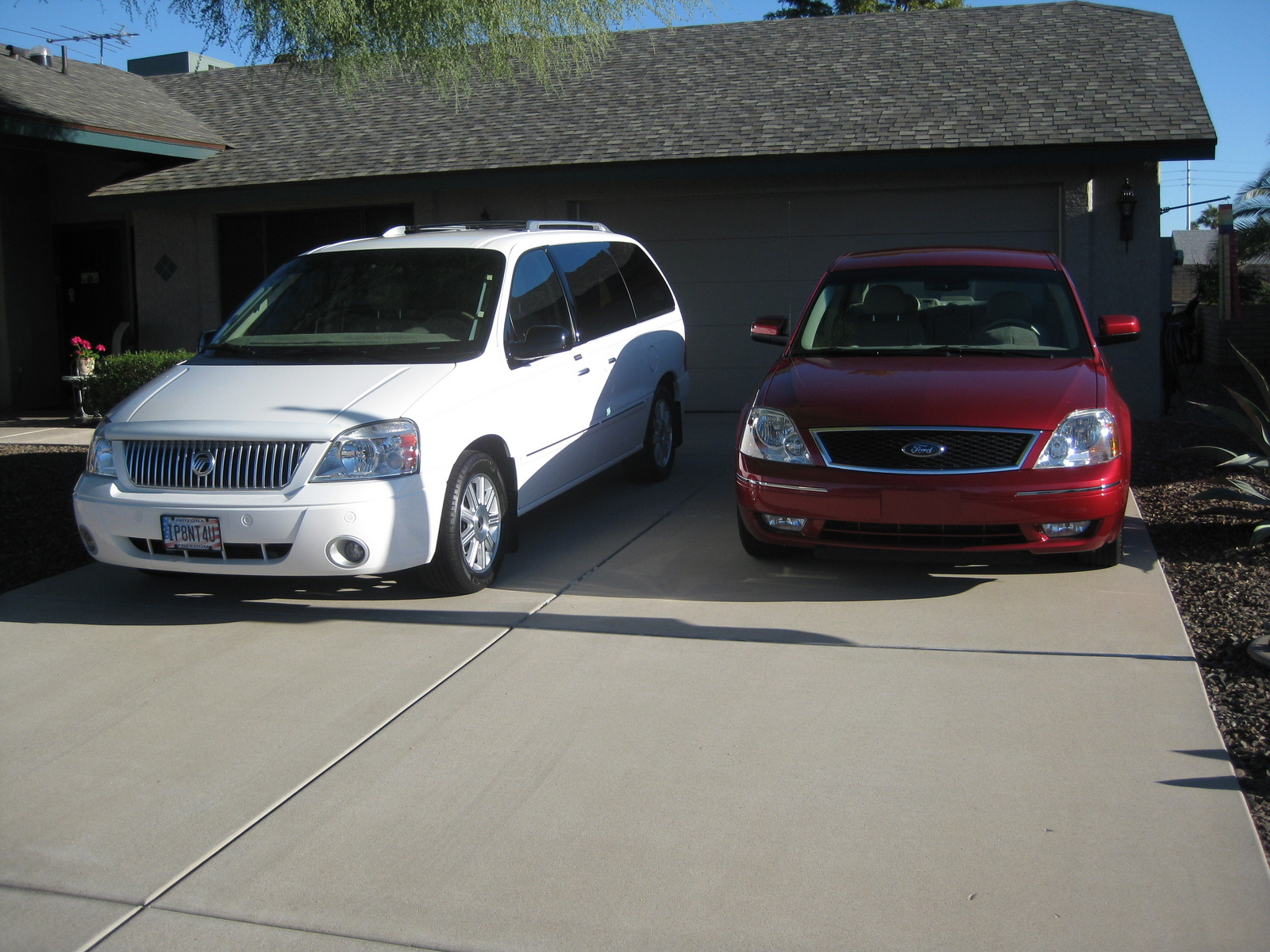 2006 Mercury Monterey Luxury picture