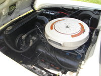 Picture of 1958 Ford Fairlane, engine