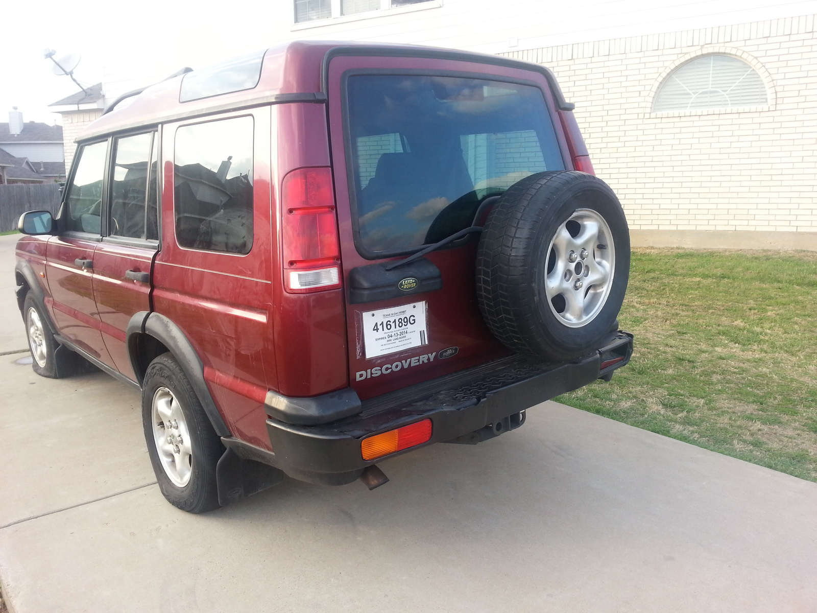 Picture of 2001 Land Rover Discovery Series II 4 Dr SD AWD SUV