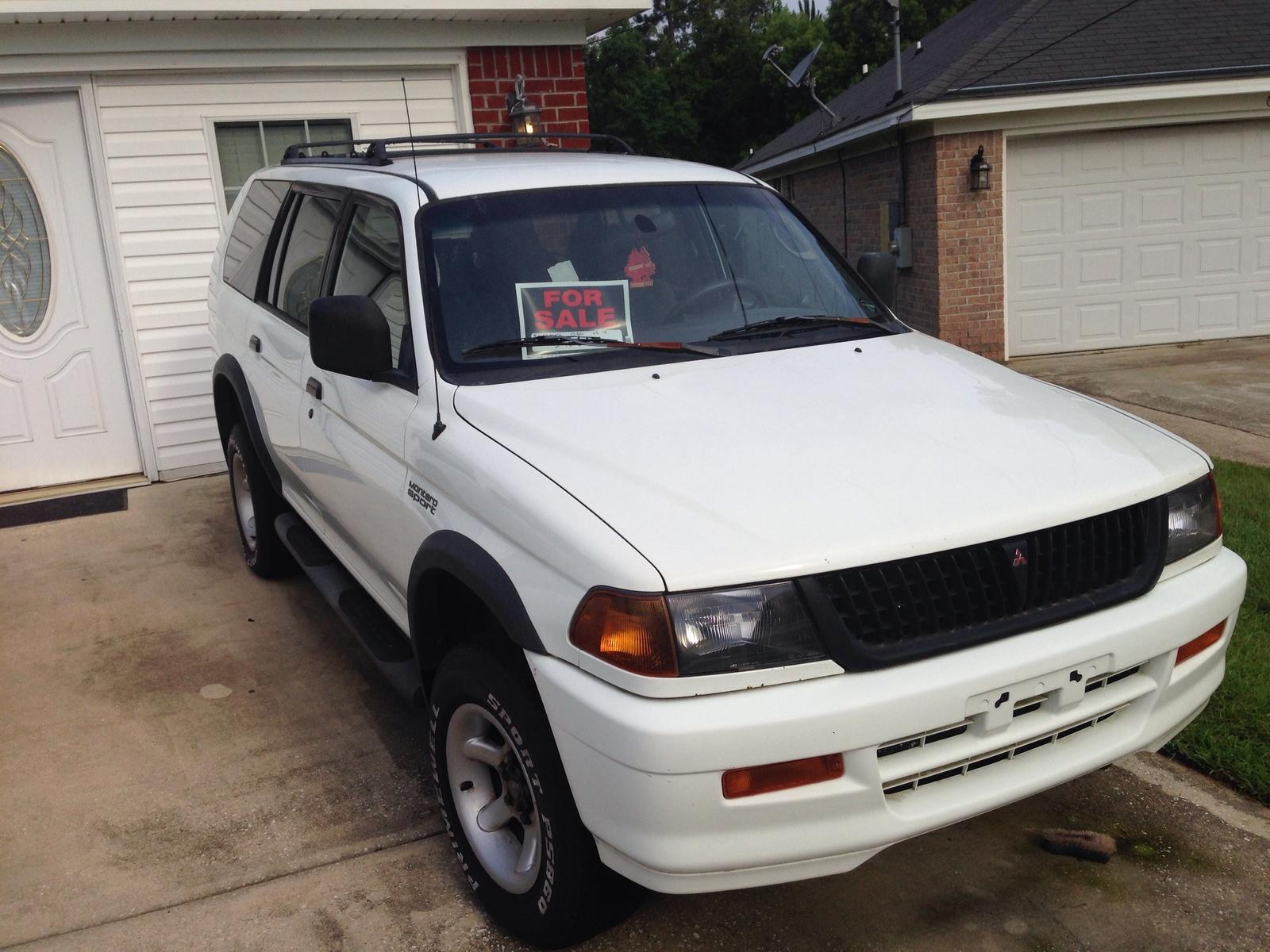 Picture of 1998 Mitsubishi Montero Sport 4 Dr ES SUV