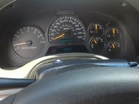 Picture of 2003 Chevrolet Trailblazer EXT LT 4WD, interior, gallery_worthy
